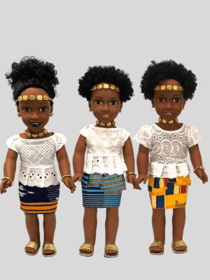 Lolomi , La princesse Akan de la Côte d'ivoire