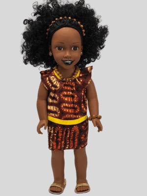 Nadré, Fille du peuple Krou de la Côte d'ivoire