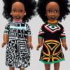 Poupée noire, Yéli et Yéla les jumelles du Cameroun